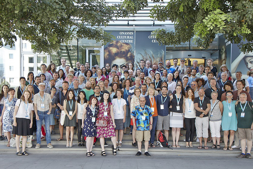 Gruppenbild der TeilnehmerInnen der INSP-Tagung 2016