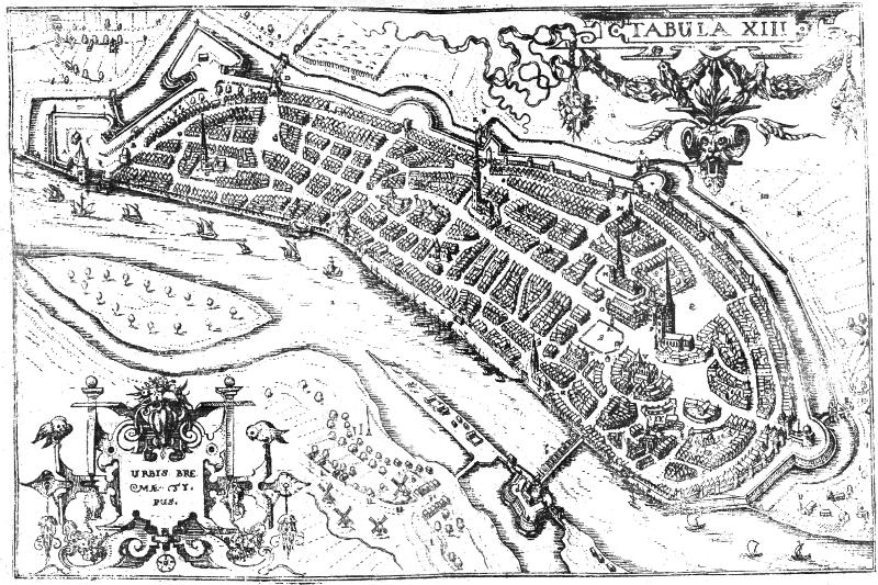 Quelle: https://de.wikipedia.org/wiki/Bremer_Stadtpl%C3%A4ne,_Landkarten_und_Stadtansichten#/media/File:Bremen_1603_Dilich_XIII.png