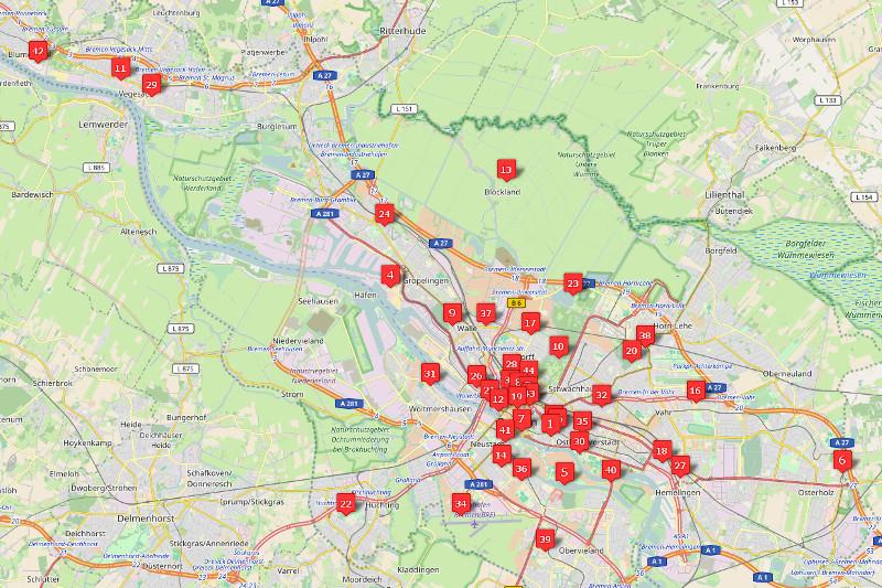 bremenstadtplan